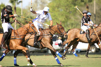 Zacara 12 Valiente 11 A fight to the finish!