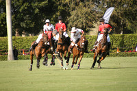 Alegria 14 Lechuza Caracas 10 Final in the Whitney Cup