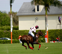 Gold Cup Quarter Final Orchard Hill / FlexJet