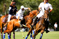 Valiente Beats Lechuza Caracas in the Piaget Gold Cup