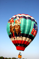Polo and Hot Air Balloons